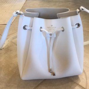 New white kate spade purse! ♠️